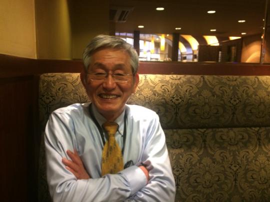 NPO法人「心に響く文集 編集局」代表・茂幸雄さん
