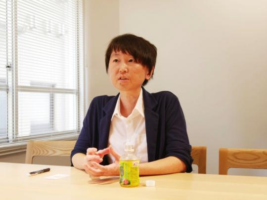 Social Change Agency  代表理事の横山北斗さん
