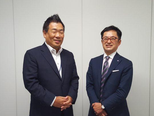 藤本さん、岩間さんの写真